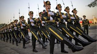 çin ordusundan resimler