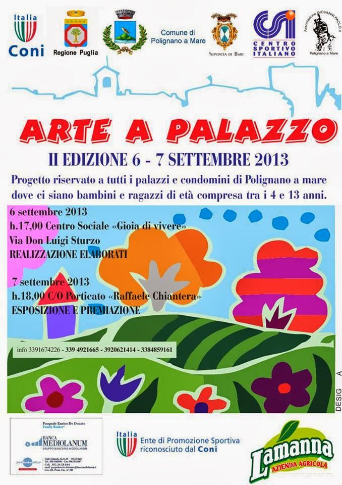 Arte a Palazzo 2013