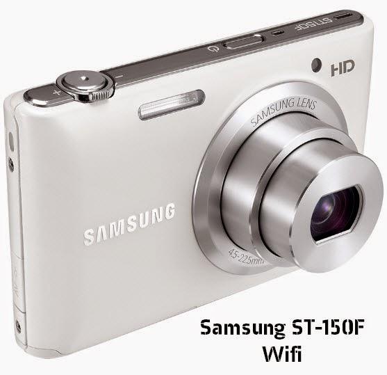 Harga dan Spesifikasi Samsung ST-150 Wifi 16.2MP