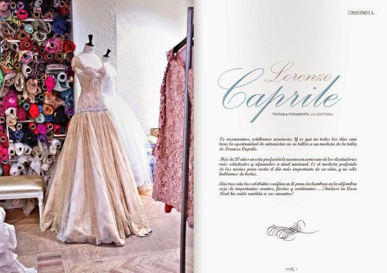 leyendo vamos de boda de lorenzo caprile - blog mi boda