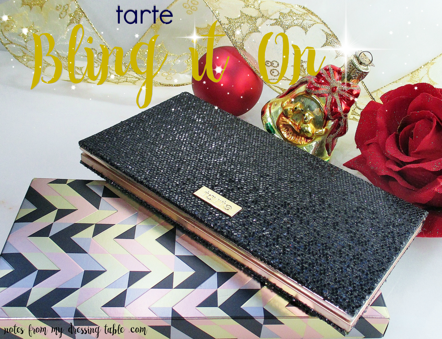 Tarte Bling it On Amazonian Clay Blush Palette notesfrommydressingtable.com