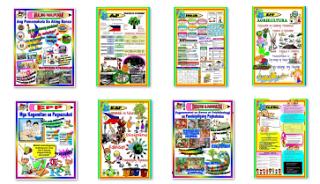 3rd Quarter Bulletin Boards