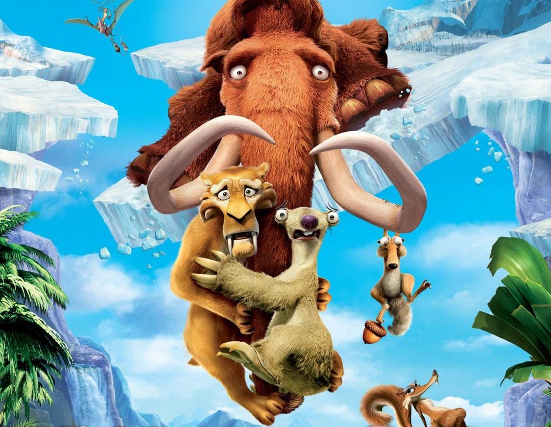 CARTOONS: ice age wallpapers