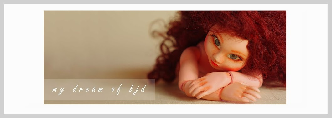 My dream of bjd