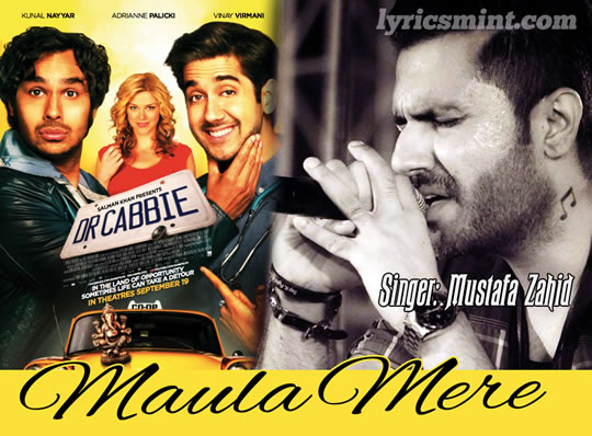 Maula Mere - Dr. Cabbie Song by Mustafa Zahid