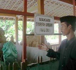 Situs Aer Mata Ebu, Jejak Sejarah Islam di Madura
