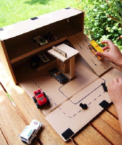 Toys You Can Make with Cardboard