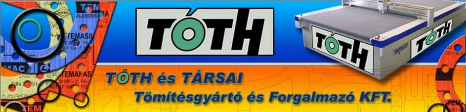 Tóth és Társai Tömítésgyártó és Forgalmazó KFT.