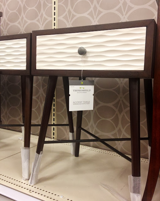 threshold stamped metal accent table and threshold modern accent table