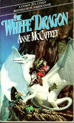 The White Dragon (Dragonriders of Pern: Book 3) by Anne McCaffrey
