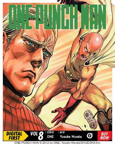 Film Combat Syndicate: ONE PUNCH MAN Is Streaming On Viz Media