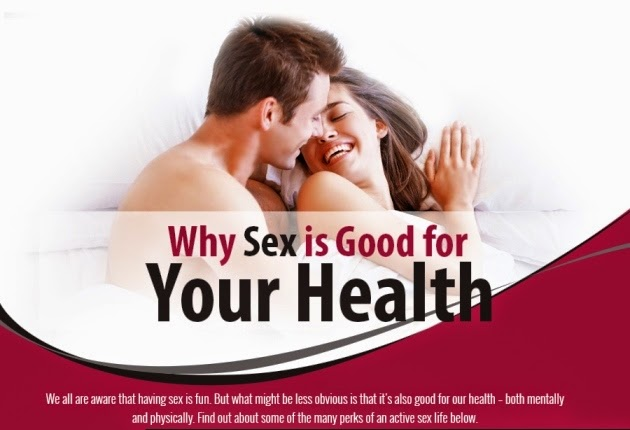 How is sex good