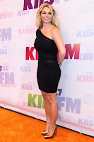 Britney Spears attends 2013 KIIS FM Wango Tango Red Carpet