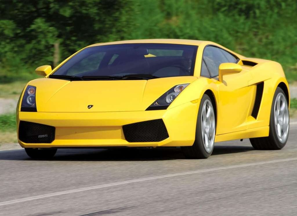 Road Star Car Lamborghini Gallardo 2003
