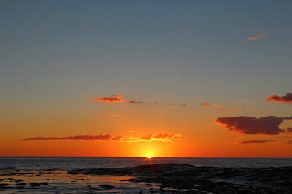 Sunset Muriwai 4