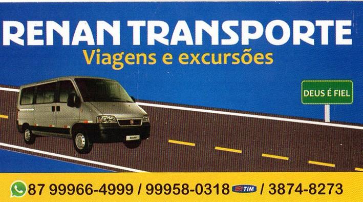 Renan transporte 87 3874 8273