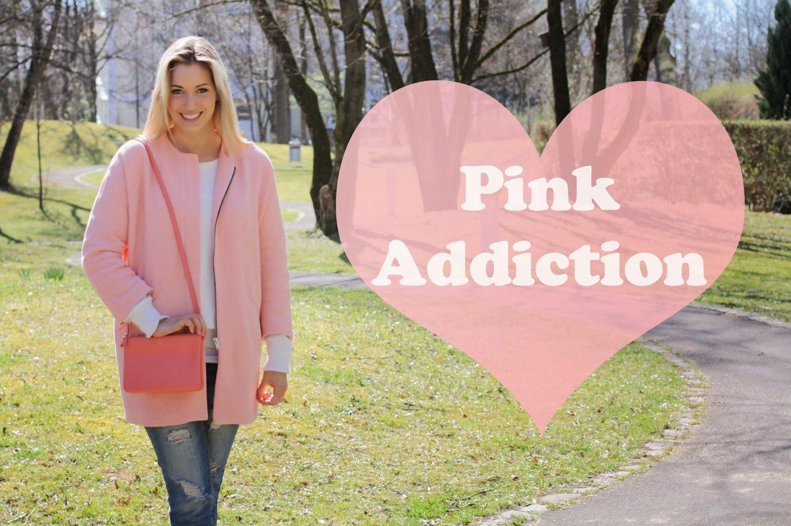 Mode Blog, Fashion blog, Mantel Rosa, Mantel Pink, Patrizia Paul, Céline Trio