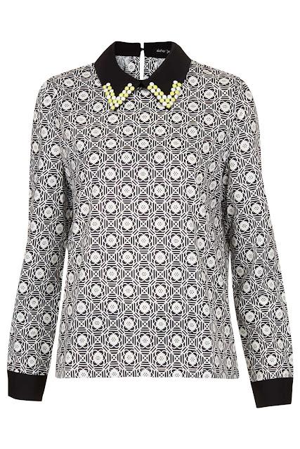 fluro collared shirt
