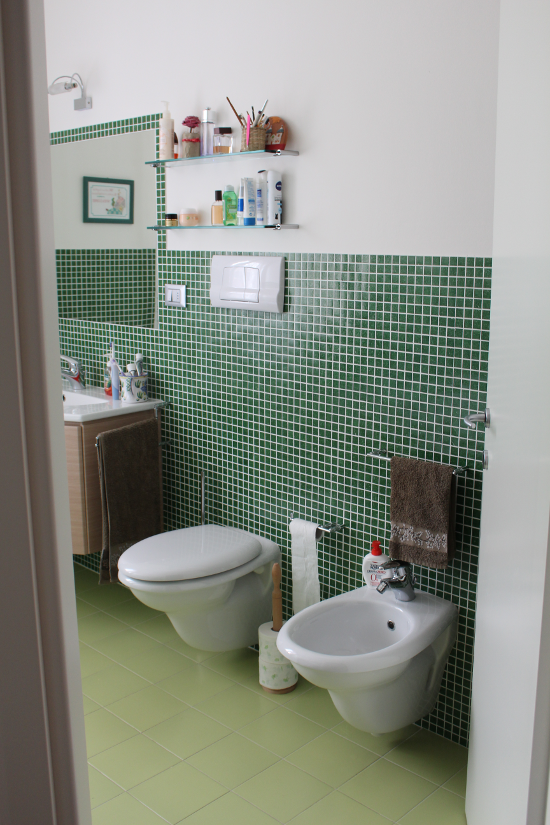 Homerefreshing il bagno di g s proposta per una - Posizione sanitari bagno ...