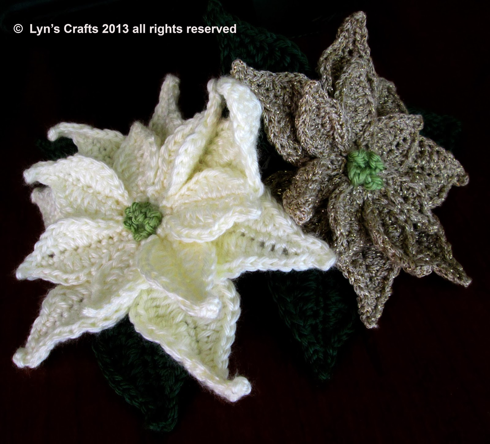 Evanescence Christmas Crochets