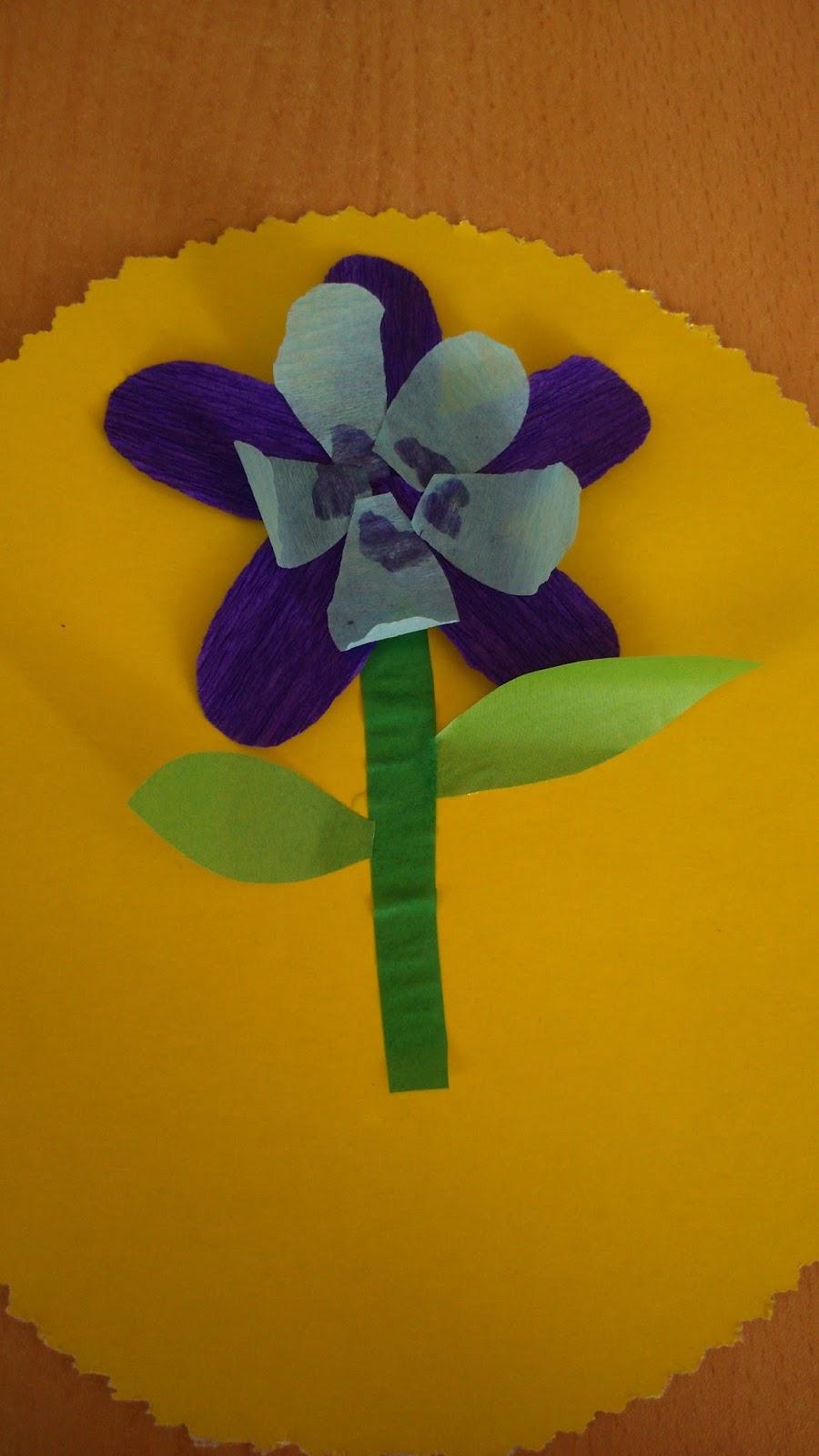 Открытка с цветами внутри мастер класс 28