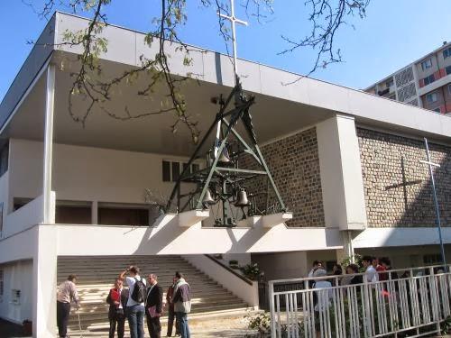 Paroisse Sainte Trinite a Lyon