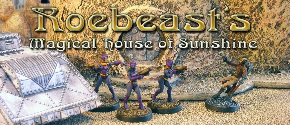 Roebeast's Magical House of Sunshine