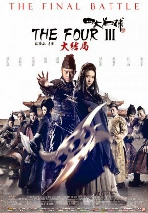 Review The Four III 2014