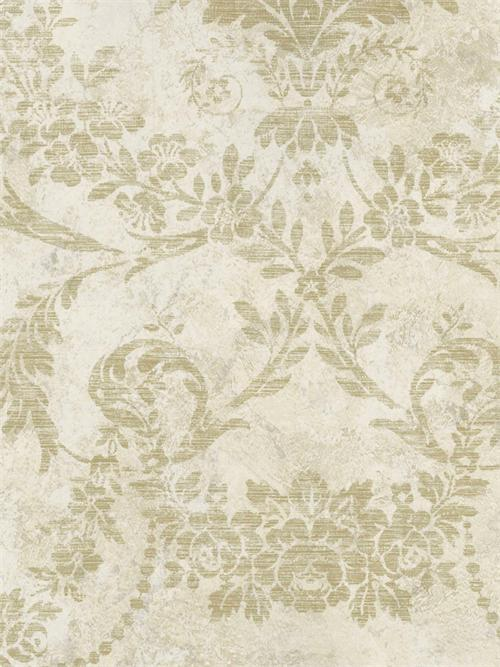 Floral damask wallpaper design for Black white damask wallpaper mural