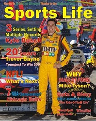 July Edition of Sports Life Magazine features two stories by Rick Kelsheimer