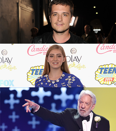 Teen Choice Awards 'Catching Fire' Photos