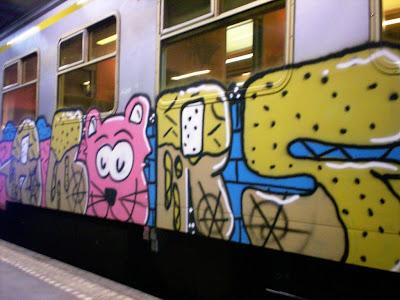 graffiti ALORS - VAMP - NAWAS