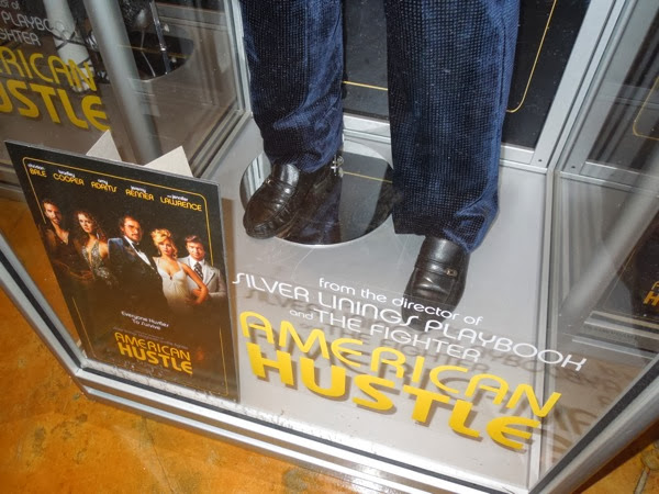 Christian Bale American Hustle shoes