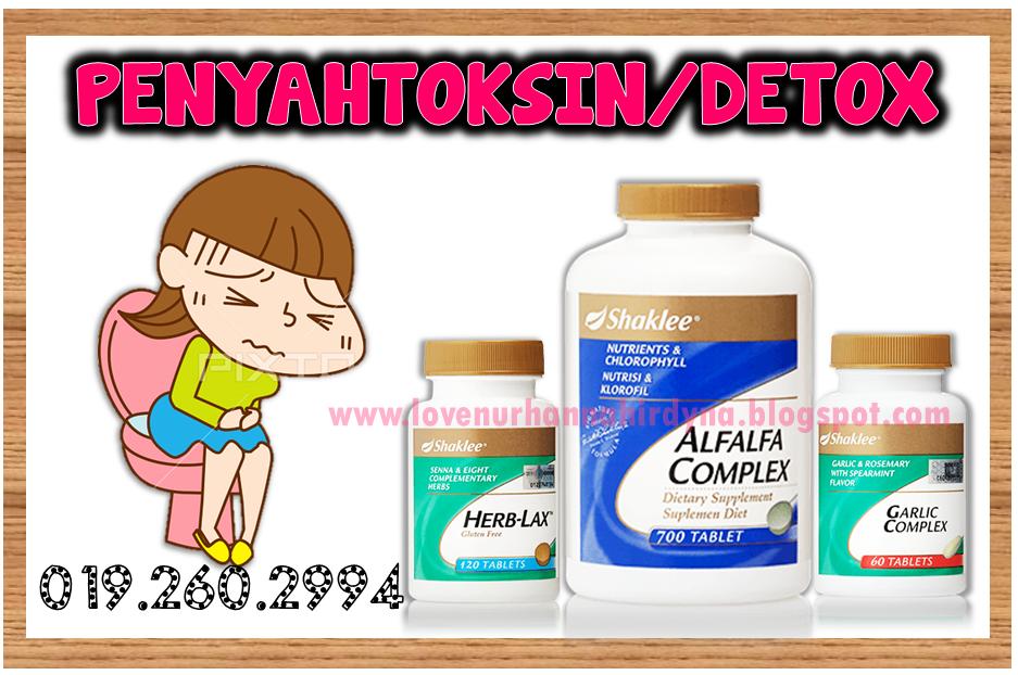 detox usus kotor