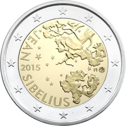 2 euro Finland 2015