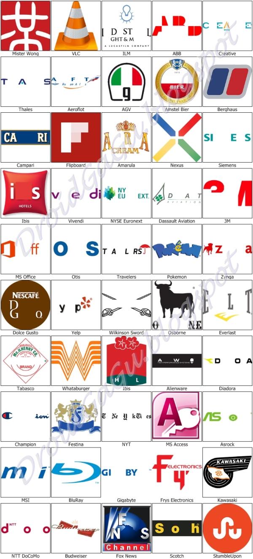 most popular company logos logos design favorite