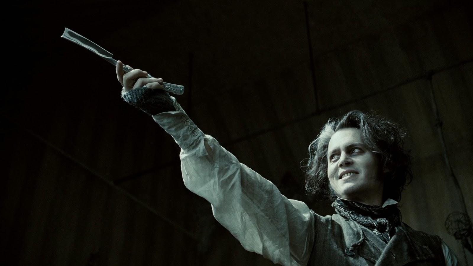 cinematic corner.: Sweeney Todd: The Demon Barber of Fleet ...