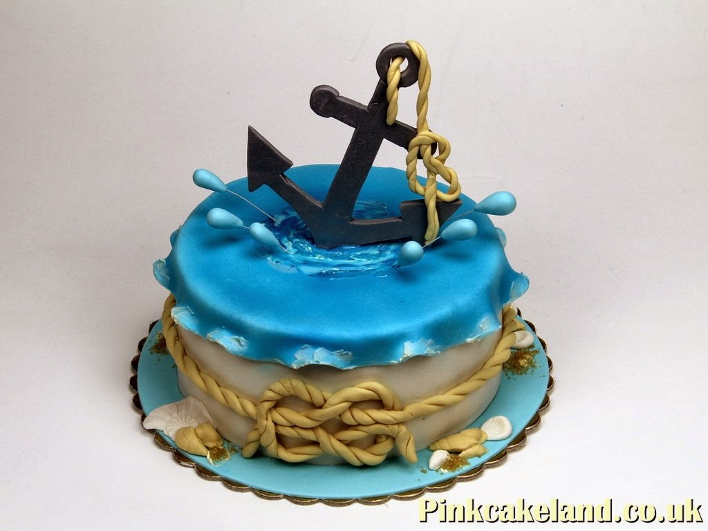 Nautical Cake , London