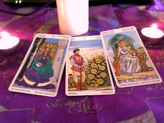 Tirada de tarot de tres cartas para géminis septiembre 2012