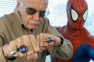 Stan Lee guionista de comics