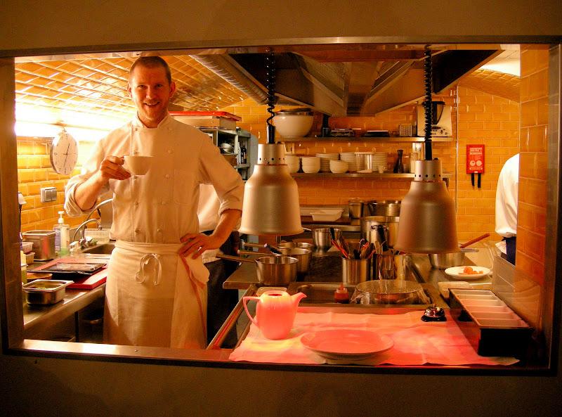 Food box coup de pour le restaurant d 39 alain milliat - Chef de cuisine en anglais ...