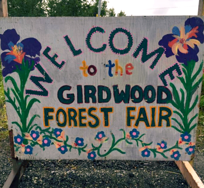 girdwood forest fair