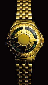 Relógio Saint Seiya