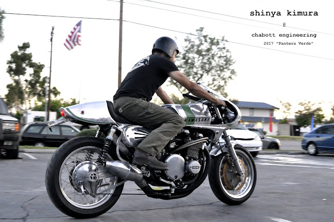 shinya kimura @ chabott engineering