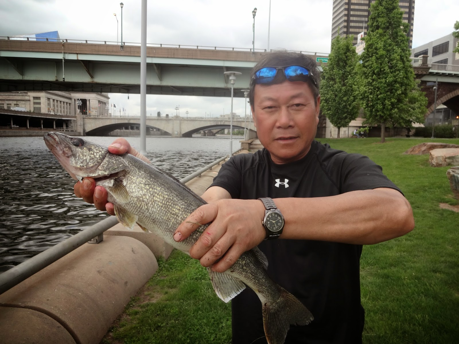 Extreme philly fishing june 2014 for Extreme philly fishing