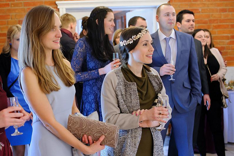 Vestuvių svečiai