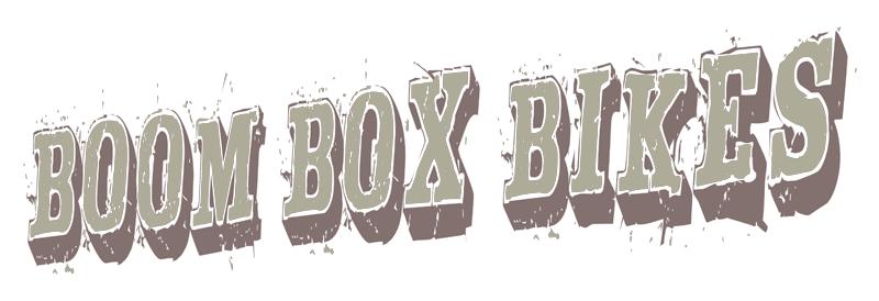 Boom Box Bikes
