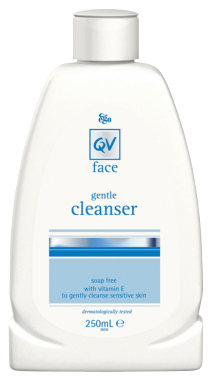 Ego QV Gentle Face Cleanser