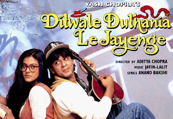 dilwale dulhaniya le jayenge mobile movie