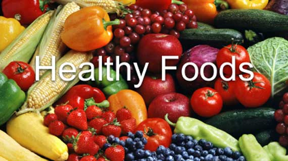 Eating Tips for Healthy Food 2012